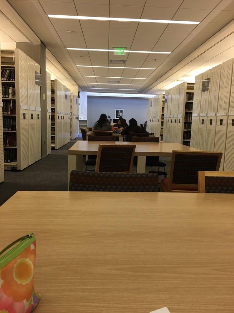 Henry Madden Library - CSU Fresno