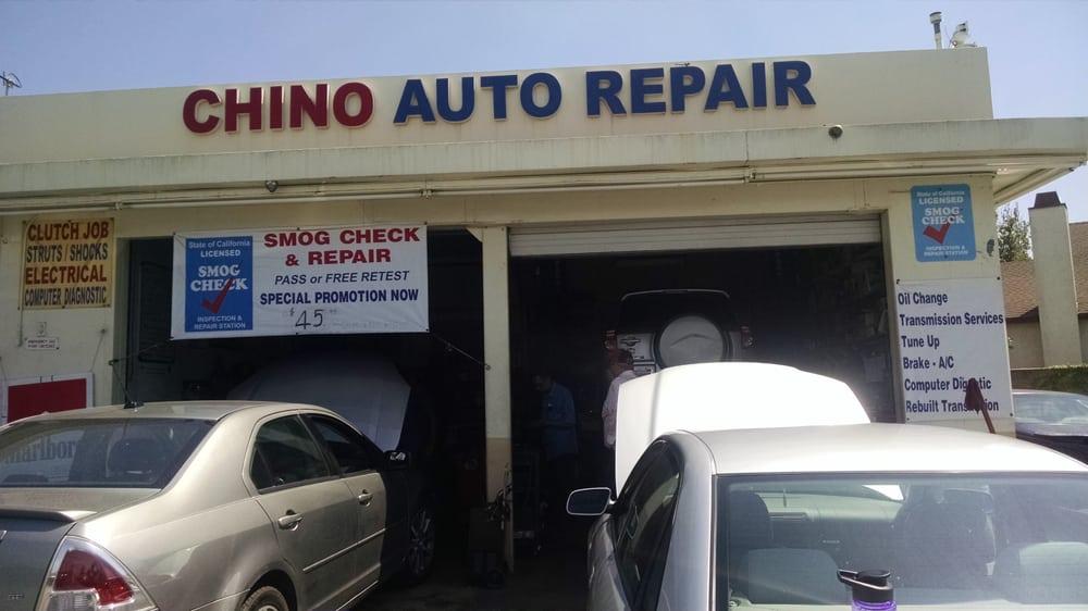 Photo Of Chino Auto Repair
