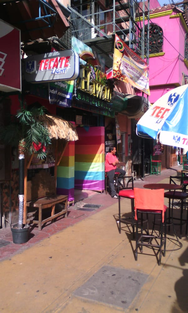 from Kaleb baja bar california gay in tijuana