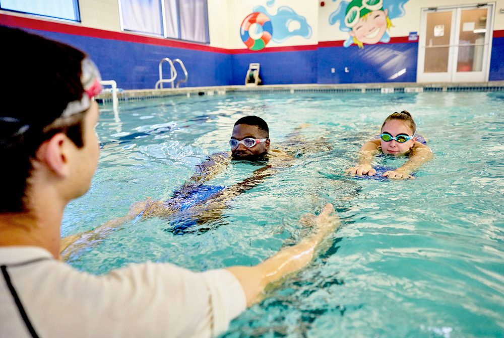SafeSplash Swim School - Frisco Little Elm: 5080 Main St, Frisco, TX
