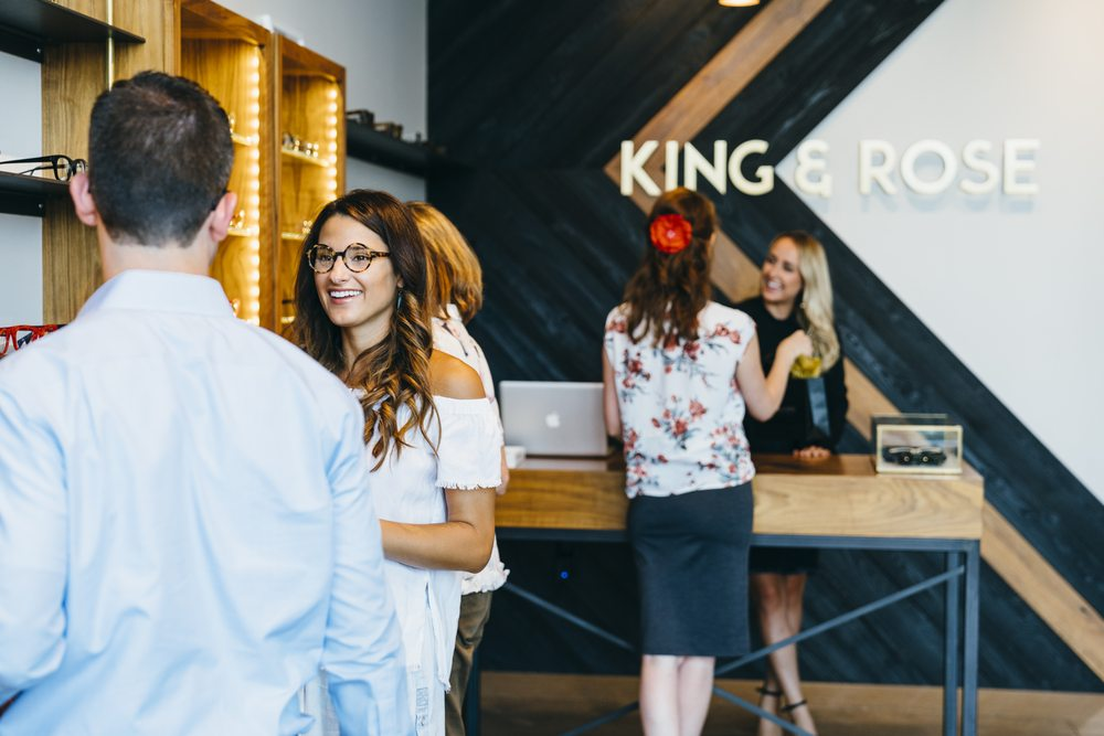 King and Rose Optical