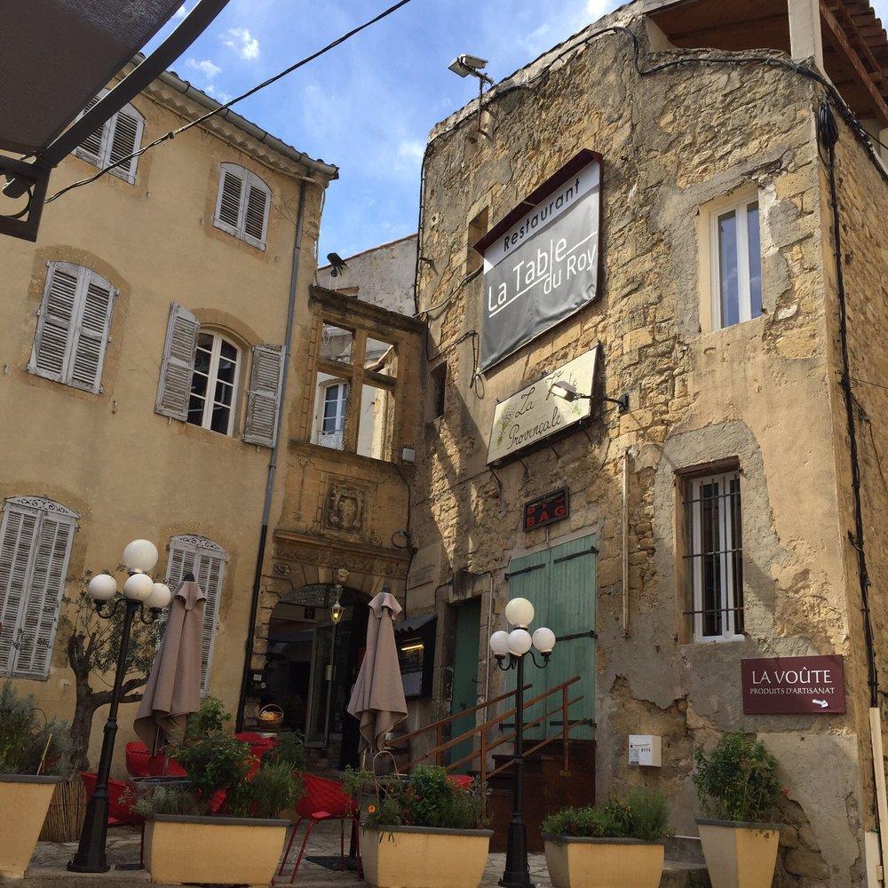 La table du roy 13 photos restaurants 35 rue du - Restaurant salon de provence la table du roy ...