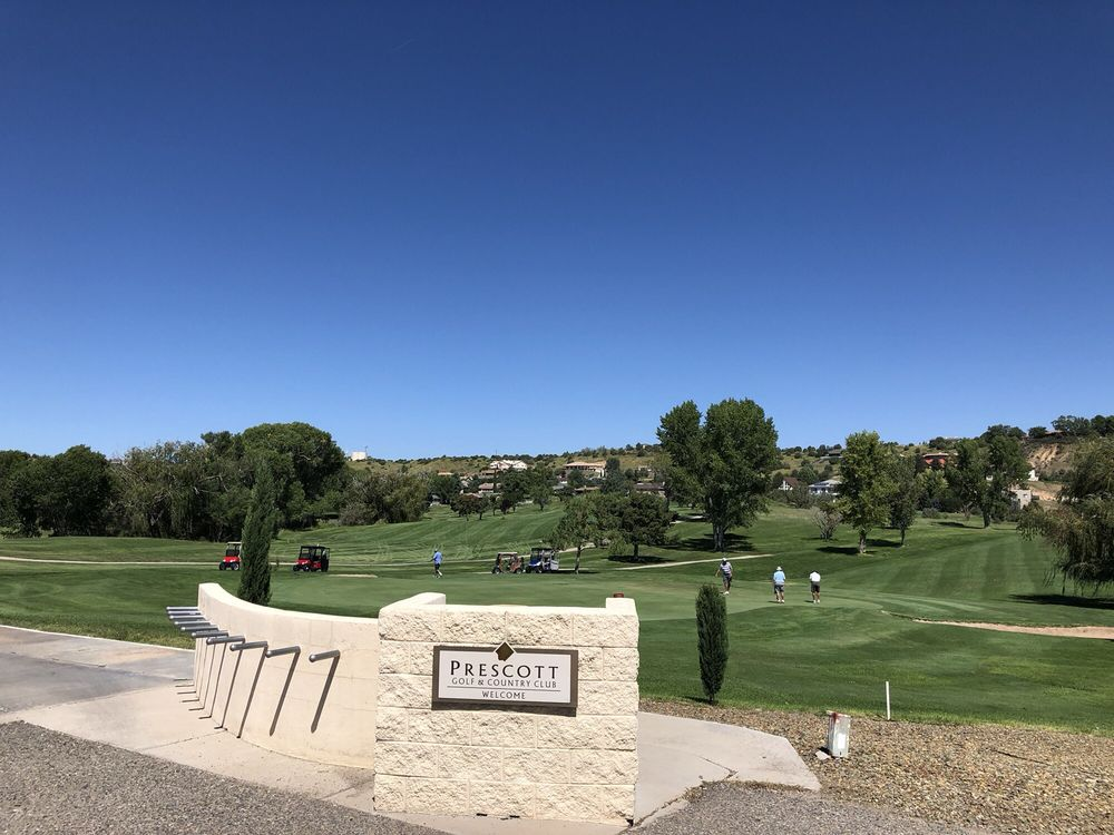 Prescott Golf Club: 1030 N Prescott Country Club Blvd, Dewey, AZ
