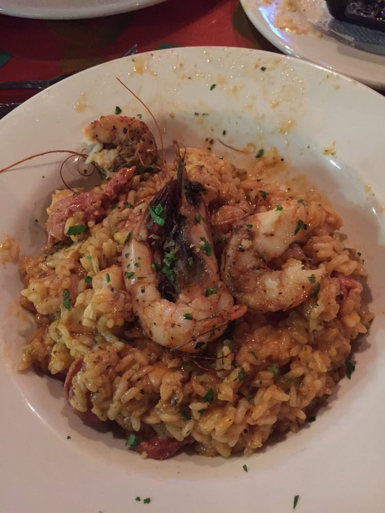 Amazing risotto from red fish in new orleans yelp for Red fish grill new orleans la