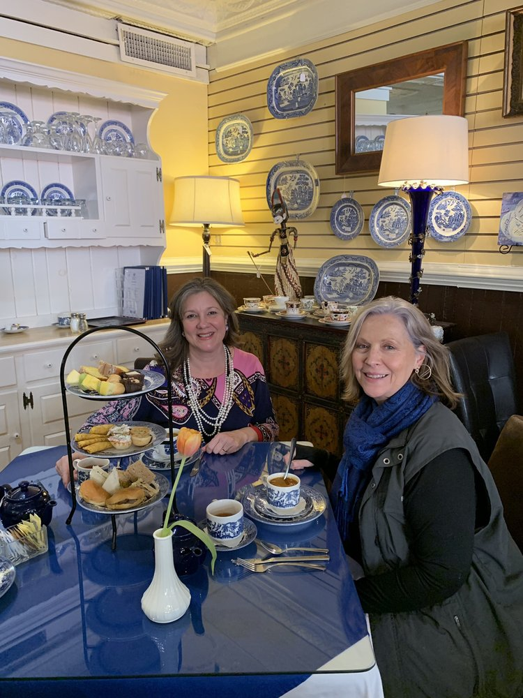 The Blue Willow Tea Room