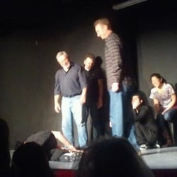getting to yes and the art of business improv