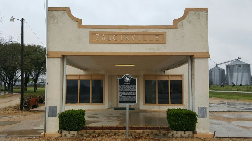 Zabcikville: 17623 Texas 53, Temple, TX
