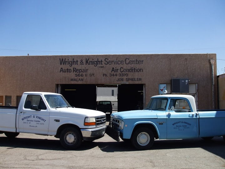 Wright & Knight Service Center: 566 E St, Brawley, CA