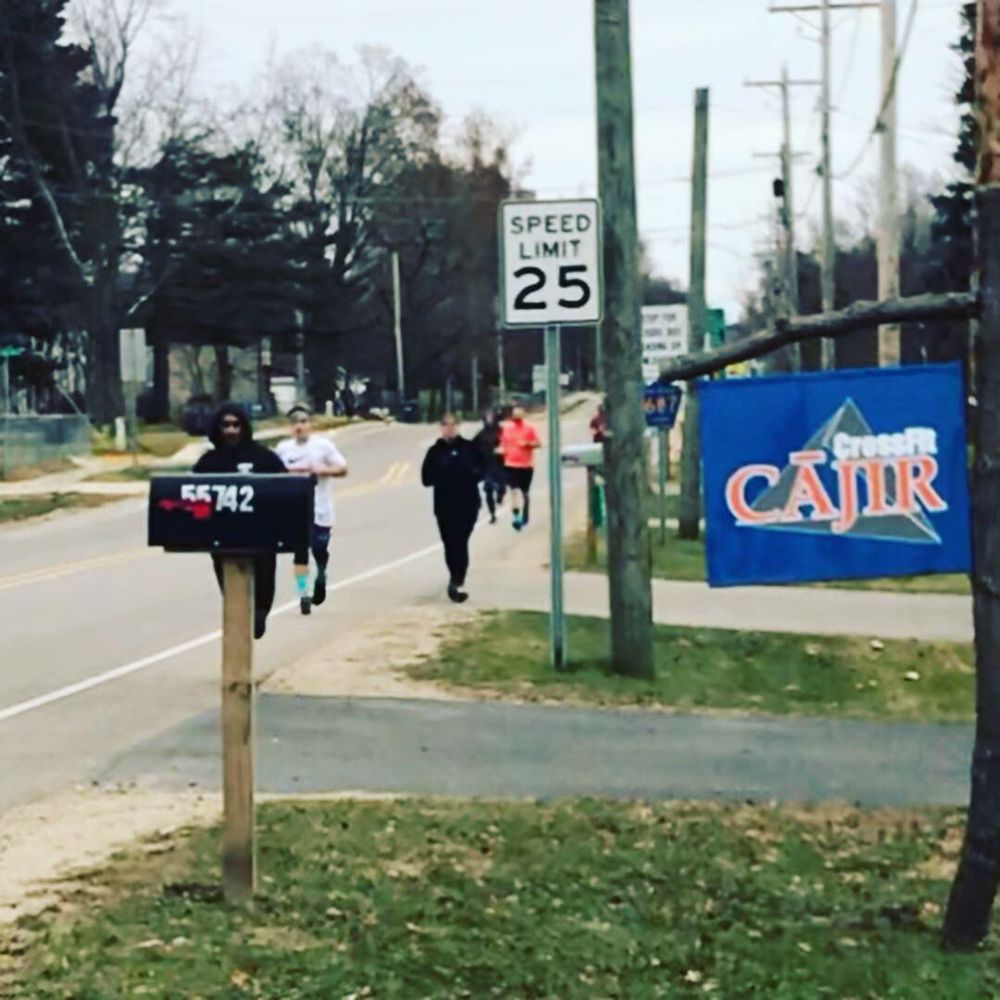 CrossFit CAJIR: 55742 CR 687, Hartford, MI