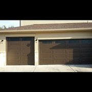 Woodgrain Finish In Photo Of Absolute Garage Doors   Georgetown, TX, United  States.