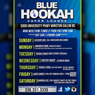 hookah hookup winston salem Hookah-shishacom - our hookahs come with $55 free shisha and hookah accessories lowest price guarantee, fast shipping and helpful customer service.