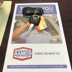 Aamco Transmissions Amp Total Car Care 13 Reviews Auto