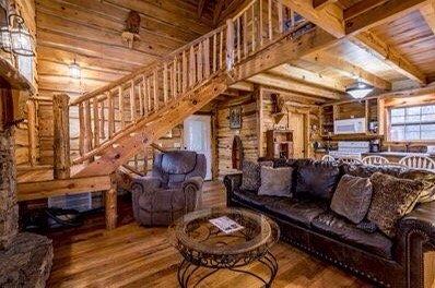 Kowaliga - Rental Cabins At Mentone: 109 County Rd 9080, Mentone, AL