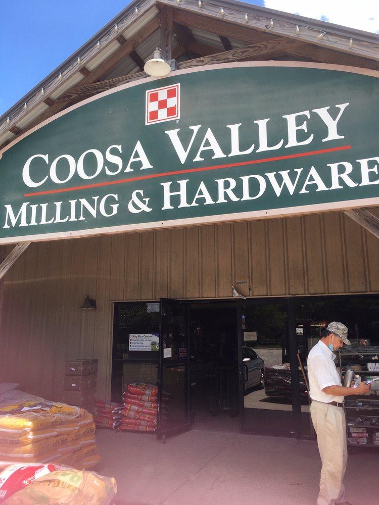 Coosa Valley Milling & Hardware: 30620 Highway 25, Wilsonville, AL