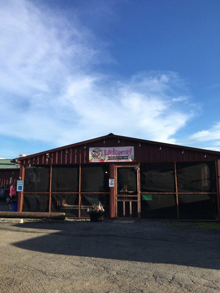 Kish-a-wa creamery: 9006 State Rte 408, Nunda, NY