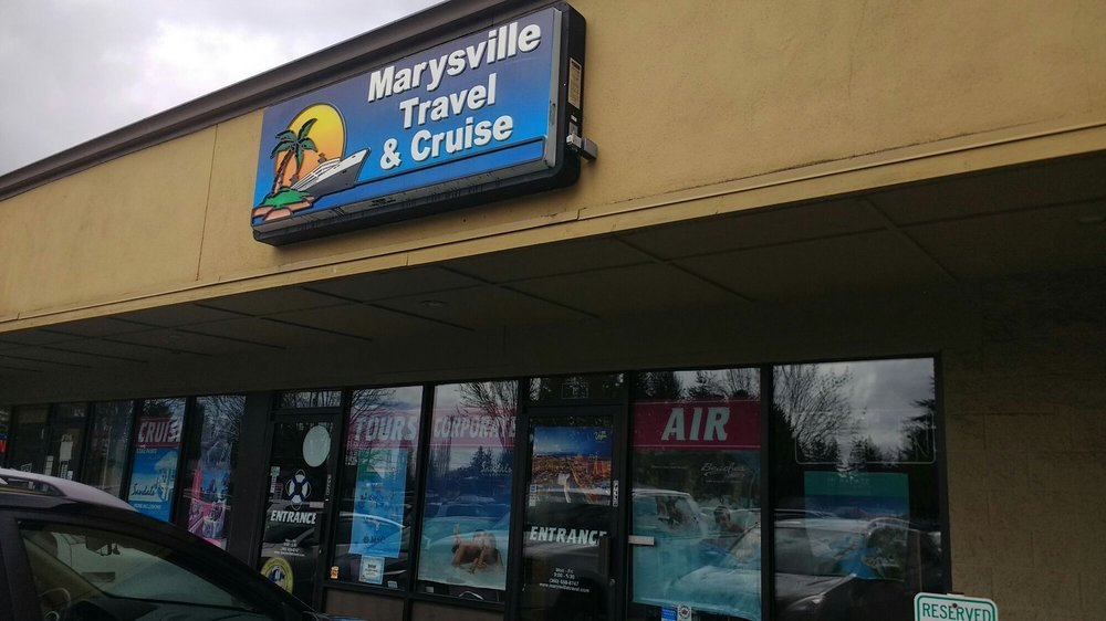 Marysville Travel & Cruise: 9317 State Ave, Marysville, WA