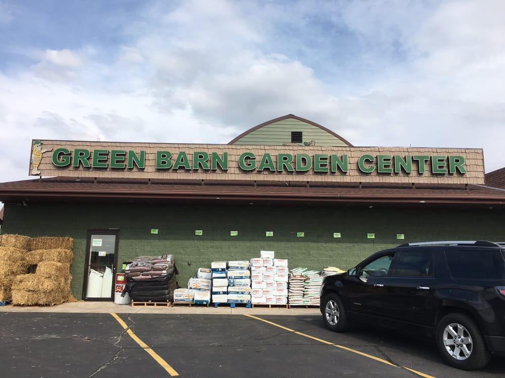 Green Barn Garden Center: 26501 Hwy 65 NE, Isanti, MN
