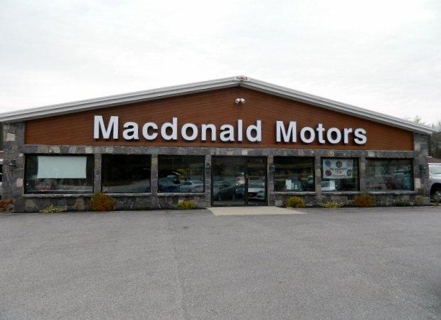Macdonald Motors: 456 Portland Rd, Bridgton, ME
