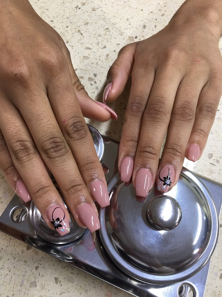 My Dream Nails: 561 W 179th St, New York, NY