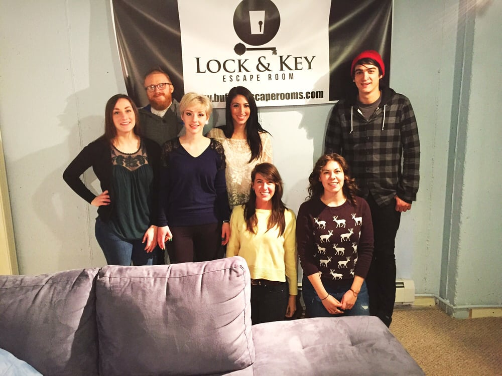Lock & Key Escape Room: 504 Elmwood Ave, Buffalo, NY