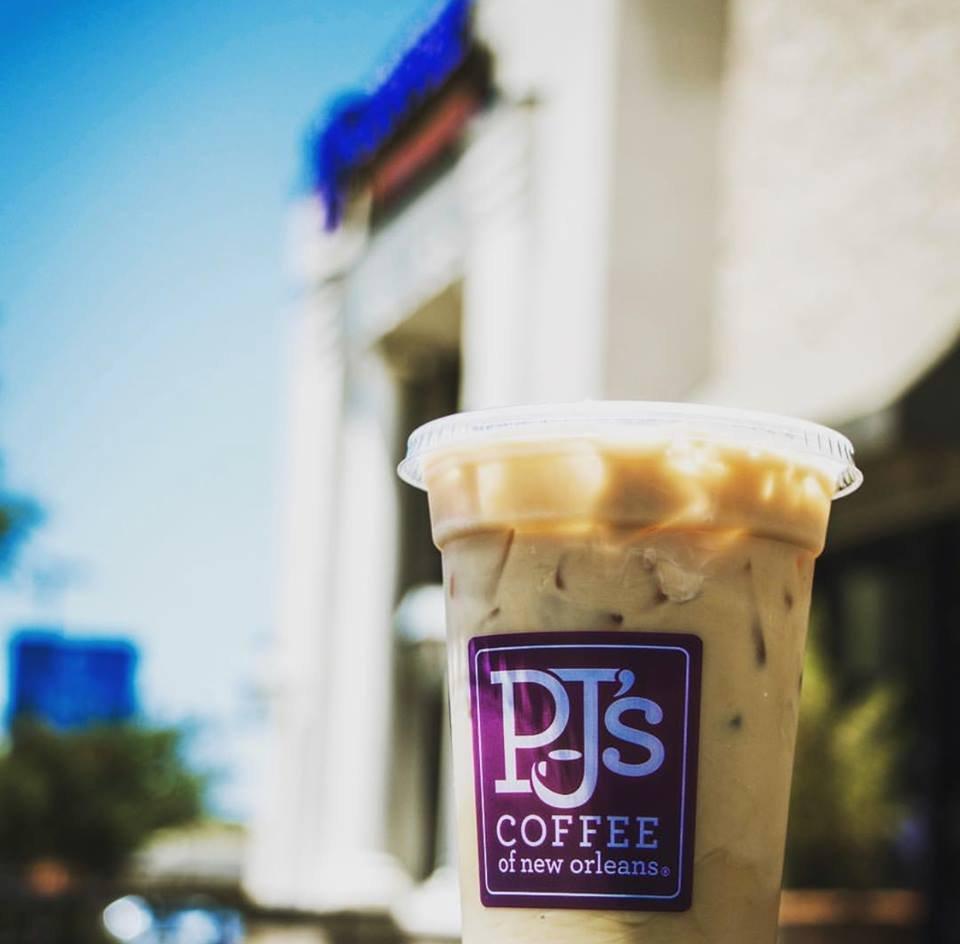 Social Spots from PJ's Coffee