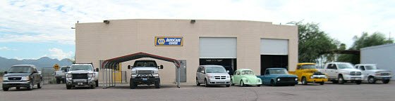 Pierce Automotive: 13780 N Sandario Rd, Marana, AZ