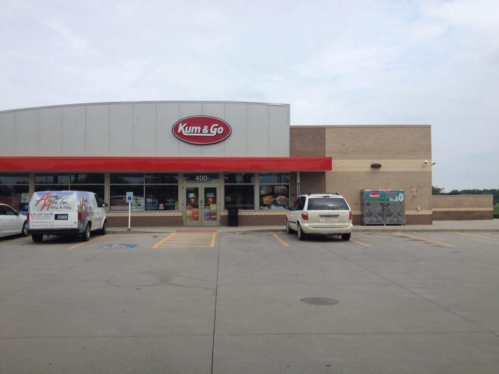 Kum & Go: 400 Prairie Bluff Dr, Waukee, IA