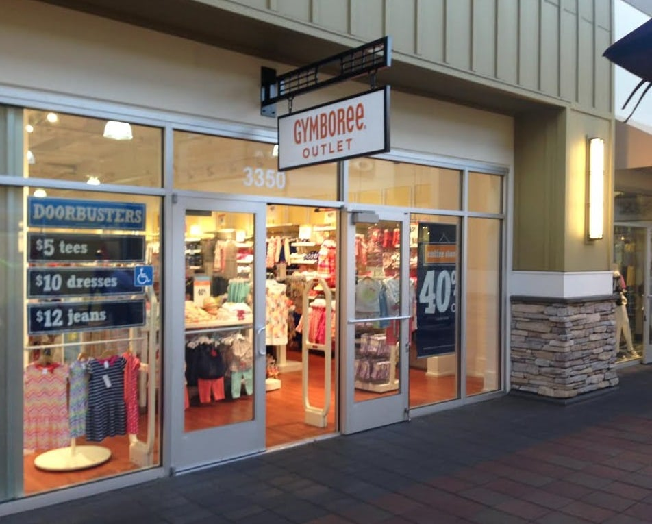 Gymboree Outlet: 241 Fort Evans Rd NE, Leesburg, VA