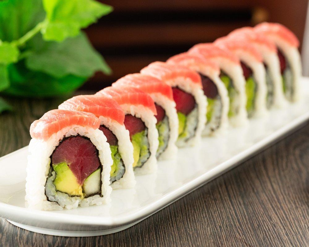 Aroi Thai & Sushi: 5943 W Oakland Park Blvd, Lauderhill, FL