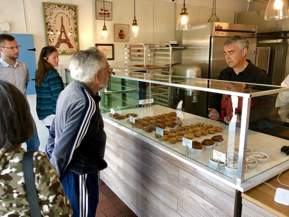 Patisserie Rotha: 1051 San Pablo Ave, Albany, CA
