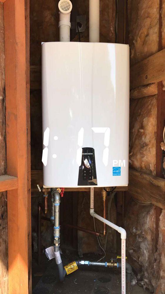 Photo Of Elite Plumbing Services   Santa Rosa, CA, United States. Outdoor  Closet