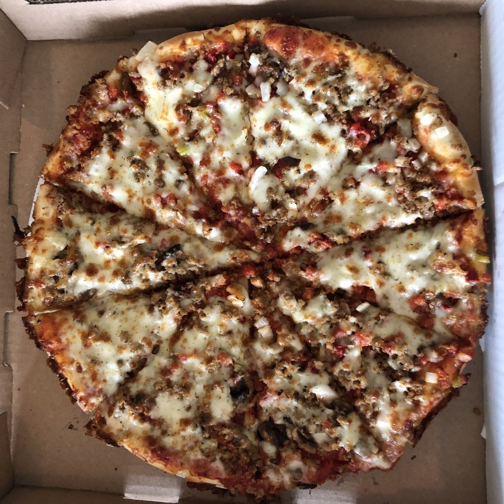 Pizza King: 118 W Toledo St, Fremont, IN
