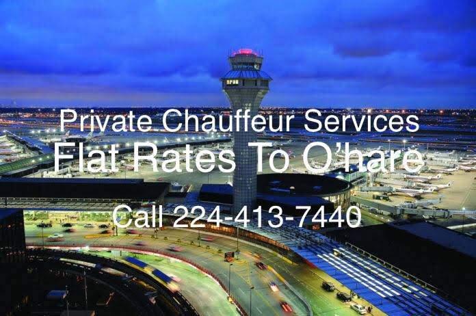 Private Chauffeur Services: Vernon Hills, IL
