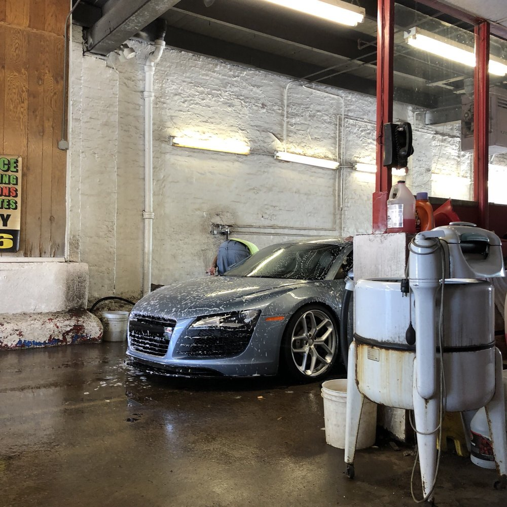 Eddy's Square Deal Hand Car Wash
