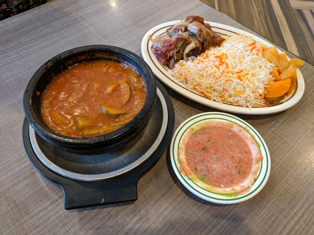 Sheeba Restaurant: 13919 Michigan Ave, Dearborn, MI