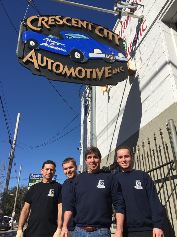 Crescent City Automotive