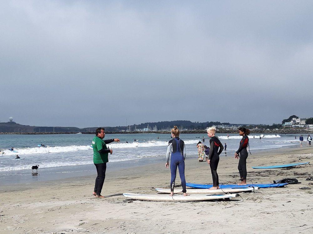 Pillar Point Surf School: 531 Obispo Rd, Half Moon Bay, CA