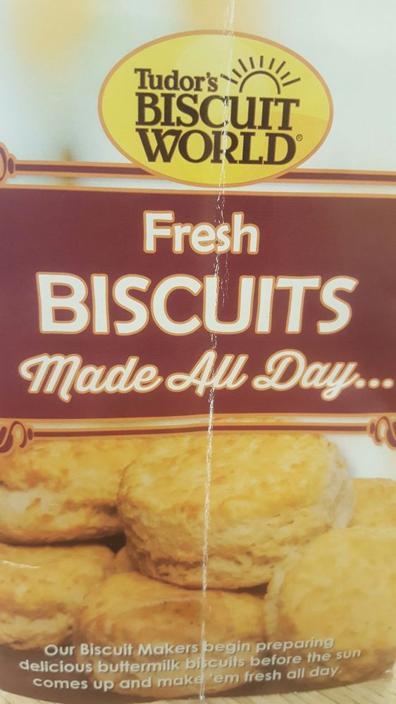 Tudors Biscuit World: 1601 Ohio 7 S, Gallipolis, OH