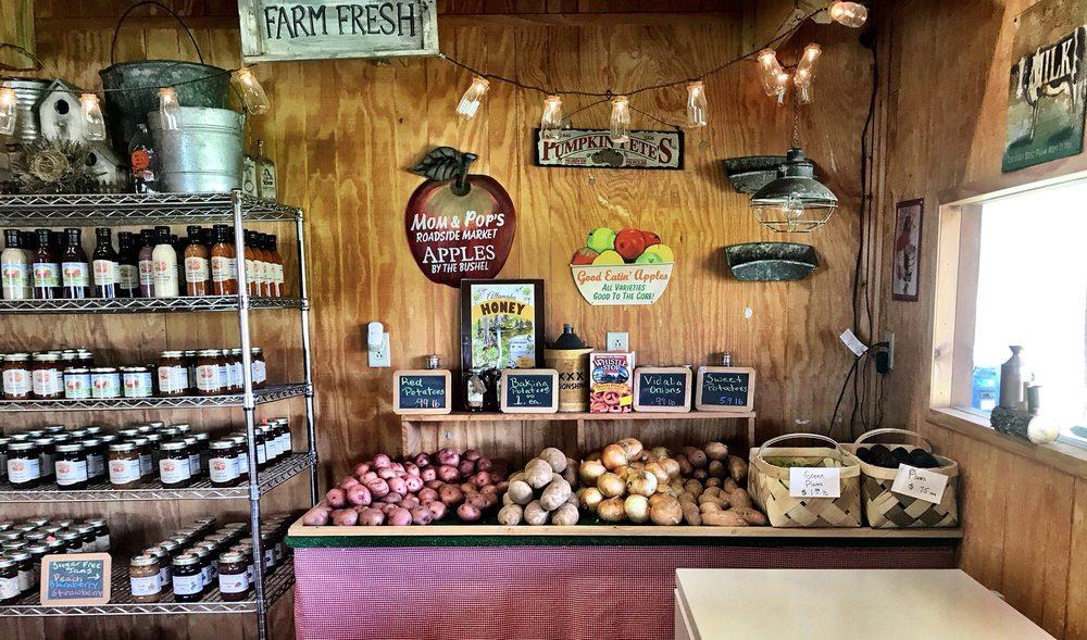 Poppell's Produce Farms