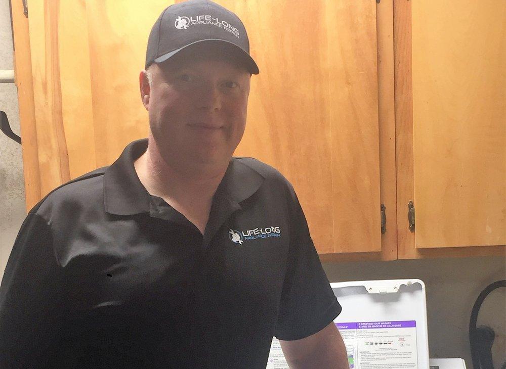 Life-Long Appliance Repair