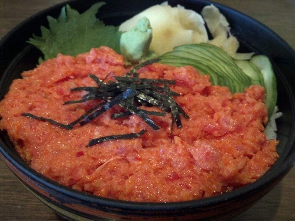 Spicy tuna don yelp for Asian cuisine allendale nj