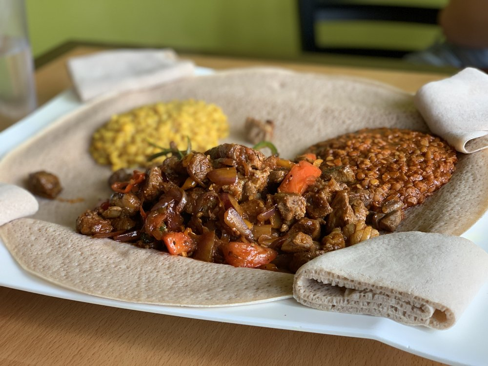 Zoma Ethiopian Restaurant: 2240 Lee Rd, Cleveland Heights, OH