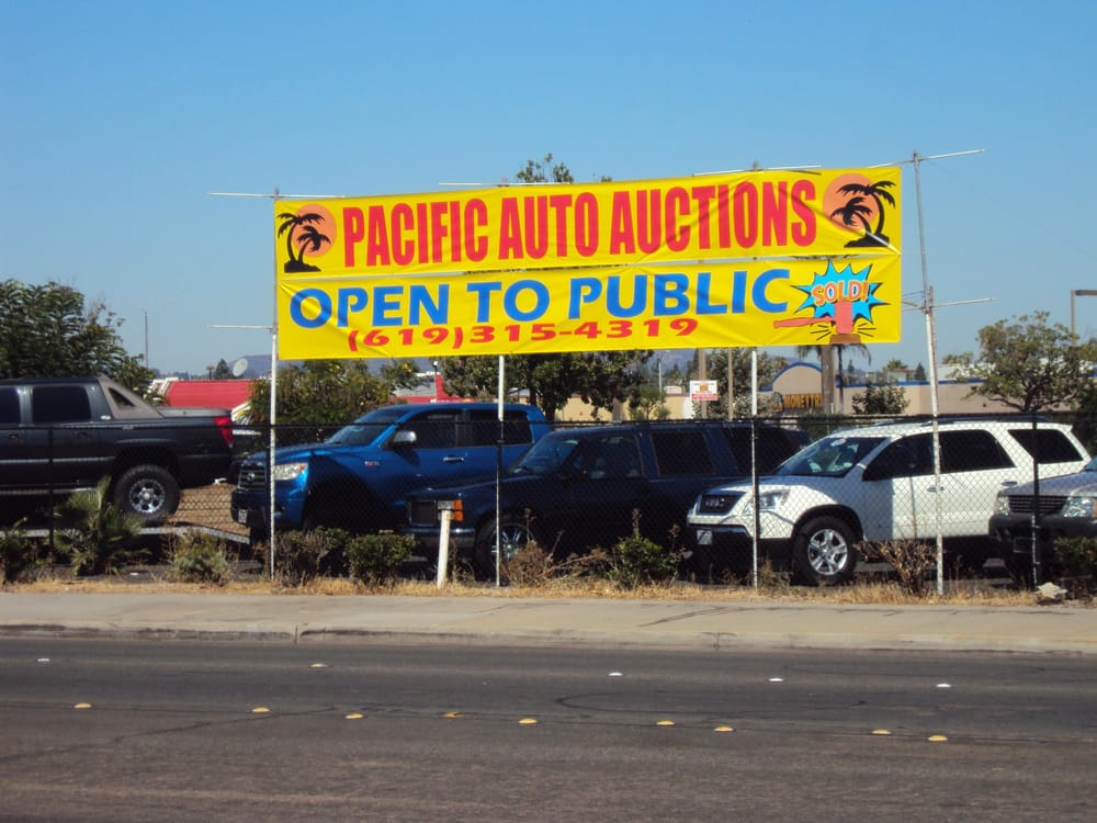 Pacific Auto : pacific auto auctions car auctions 1338 e main st granite hills el cajon ca united ~ Gottalentnigeria.com Avis de Voitures