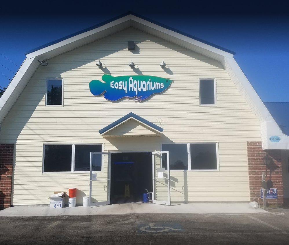 Easy Aquariums: 664 Main St, Gorham, ME