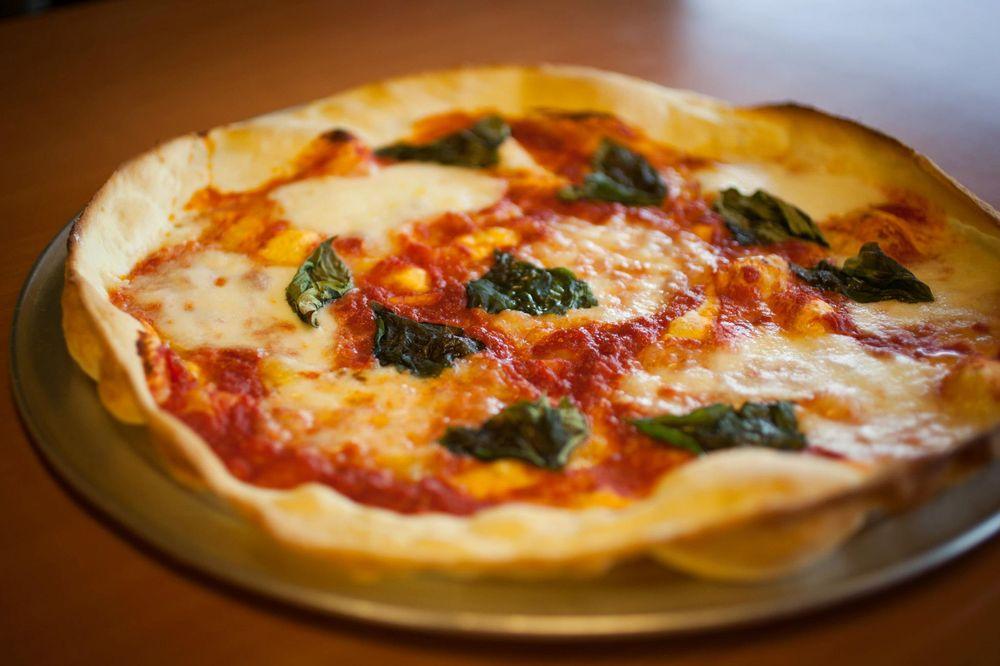 Francos Pizza and Panini: 527 W Washington St S, Broken Arrow, OK