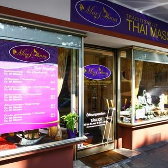 Thai massage worms
