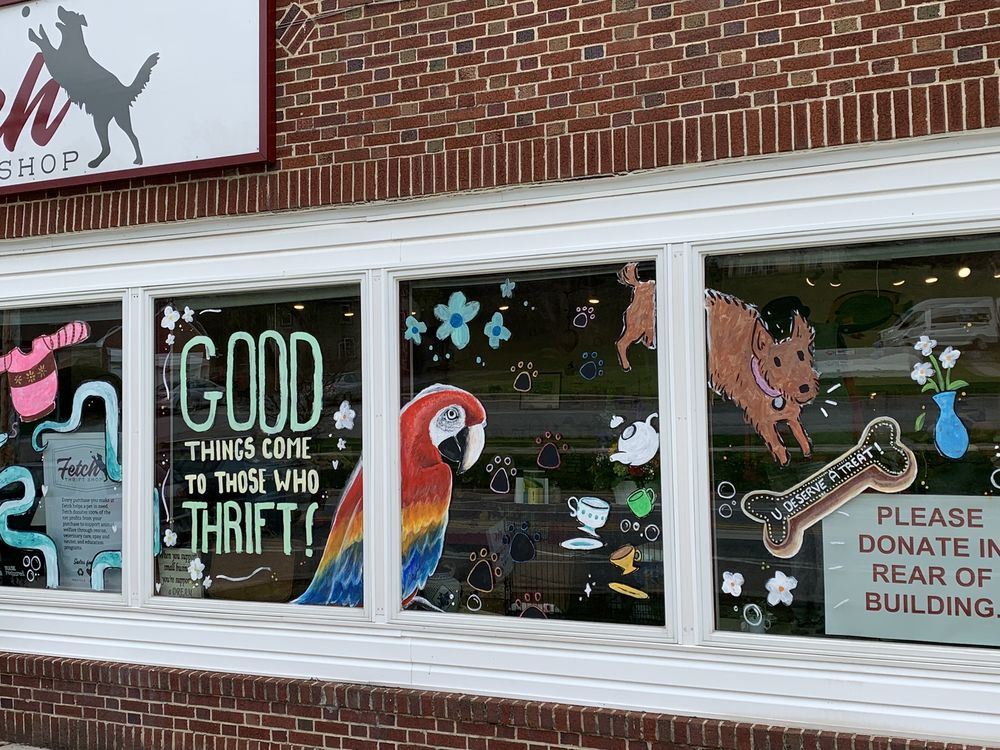 Fetch Thrift Shop: 146 South Main St, Boonsboro, MD