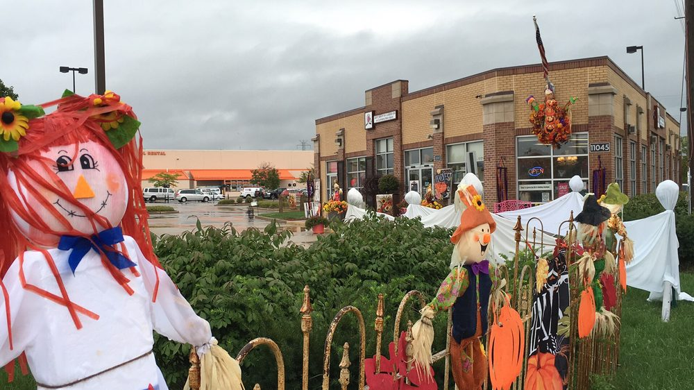 Located In Front Of Home Depot Michaels At 110th National West