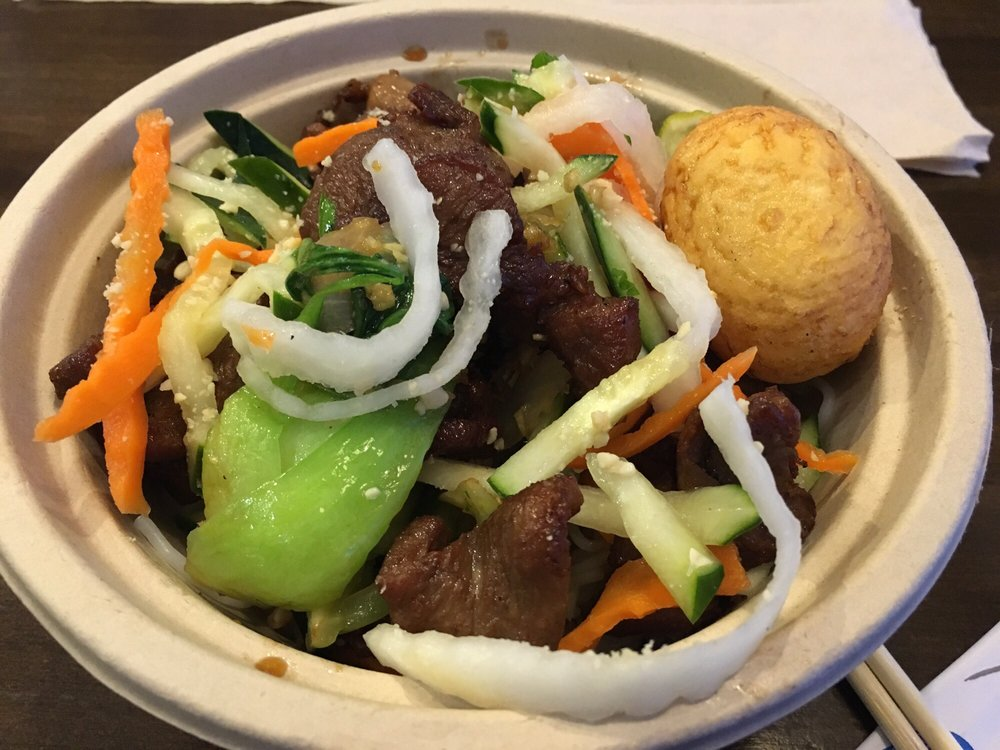 Saigon Bowl: 6307 Center St, Omaha, NE