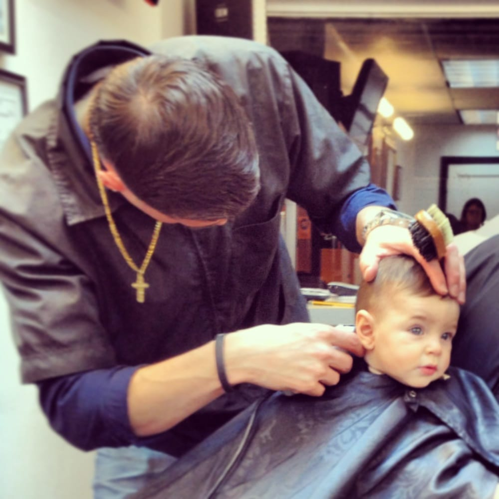 Best Baby Haircut You Will Ever Get In Fairfield Ct Yelp